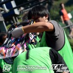 JJ wang at the 2013 IFMAR 1/8 GP ON ROAD WORLDS CHAMPIONSHIPS