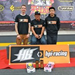 JJ at the AOC Round 1 – RCI V2 Opening Race