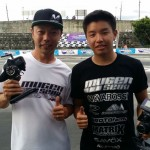 JJ at the Taiwan Mugen Nitro Cup