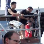 JJ at the ENS Nitro Series in Germany