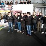 JJ at the AOC Yatabe Japan race